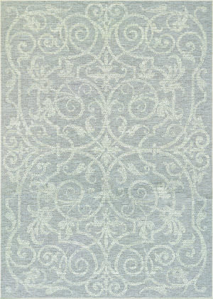 Couristan Monaco Summer Quay Cocoa - Natural Area Rug