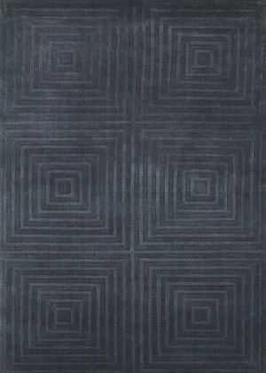 Couristan Matrix Abyss Plum Area Rug