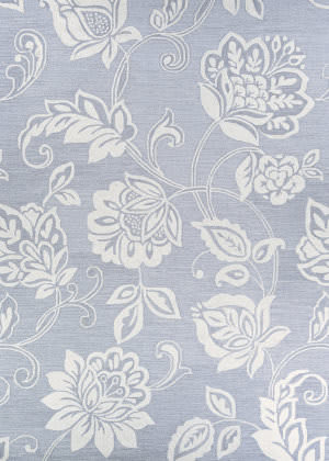 Couristan Crawford Azalea Grey - Ivory Area Rug
