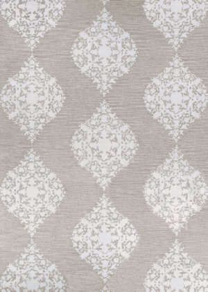Couristan Crawford Ornament Natural - Ivory Area Rug