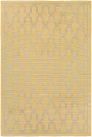 Couristan Five Seasons Crystal Coast Gold - Cream Area Rug