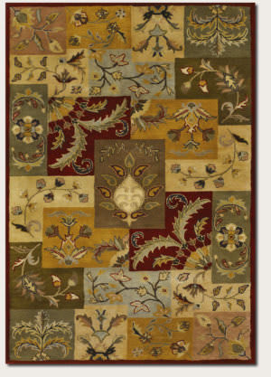 Couristan Castello Aragon Multi Area Rug