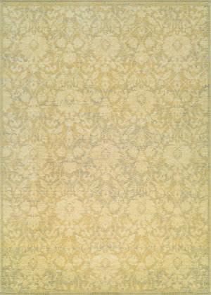 Couristan Elegance Lorelei Tan - Ivory - Mauve Area Rug