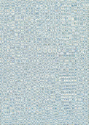 Couristan Cottages Manhasset Blue Area Rug