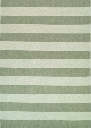 Couristan Afuera Yacht Club Tan - Ivory Area Rug