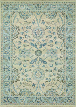 Couristan Tenali Korba Cream Area Rug