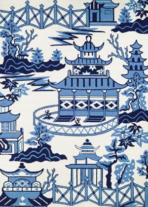 Couristan Covington Peking Palace Ivory Area Rug