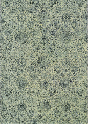 Couristan Easton Winslet Beige - Black Area Rug