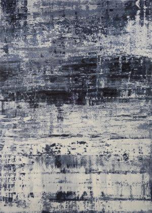 Couristan Easton Abstract Mosaic Slate Area Rug