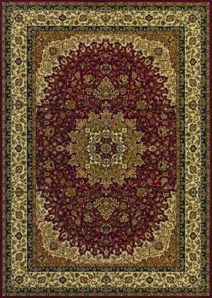 Couristan Izmir Royal Kashan Red Area Rug