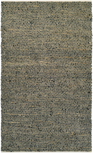 Couristan Nature's Elements Ice Black Area Rug