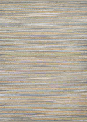 Couristan Nature's Elements Lodge Straw - Grey Area Rug