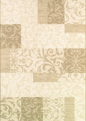 Couristan Marina Cyprus Pearl - Oyster Area Rug