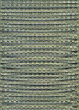 Couristan Cape Barnstable Black - Gold Area Rug