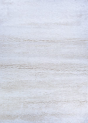 Couristan Urban Shag Medina White Area Rug