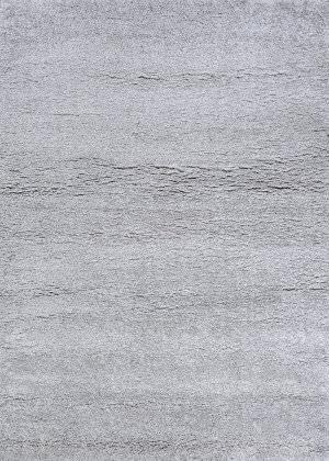 Couristan Urban Shag Medina Light Grey Area Rug