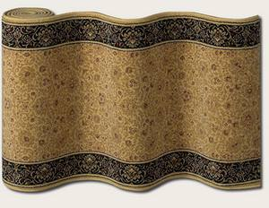 Couristan English Manor Newcastle 3348-0002 Gold A Custom Length Runner
