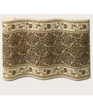 Couristan Leopard Trellis 6391 Ivory Custom Length Runner