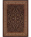 Couristan Everest Isfahan Black 3791-6025 Custom Length Runner