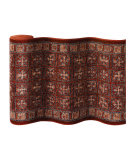 Couristan Old World Classics Pazyrk 408 Antique Red Custom Length Runner