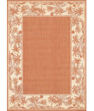 Couristan Recife Island Retreat Terracotta - Natural Area Rug