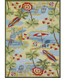 Couristan Outdoor Escape Cocoa Beach Sand Area Rug
