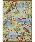 Couristan Outdoor Escape Cocoa Beach Sand Area Rug