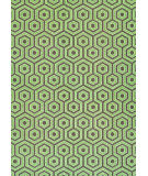 Couristan Bowery Ainslie Brown - Green Area Rug