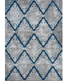 Couristan Cire Victorian Mansion Grey Area Rug