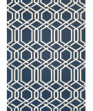 Couristan Covington Ariatta Navy Area Rug