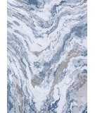 Couristan Serenity Abstract Marble Grey - Opal Area Rug