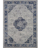 Couristan Sultan Treasures Clover Med Indigo Area Rug