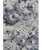 Couristan Easton Bountiful Pewter Area Rug