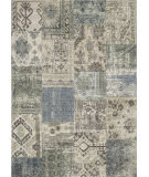 Couristan Easton Camilla Antique Cream - Grey Area Rug