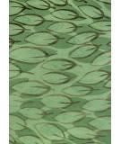 Couristan Impressions Sage Leaf Sage - Silver Area Rug