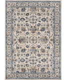 Couristan Monarch Kerman Vase Antique Cream - Slate Area Rug