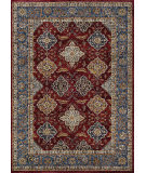 Couristan Monarch Yamut Bordeaux - Slate Area Rug