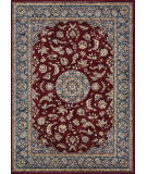 Couristan Monarch Medallion Bordeaux - Slate Area Rug
