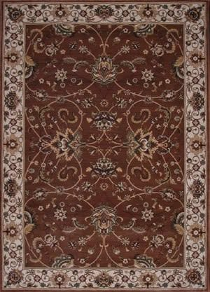 Dalyn Imperial Ip111 Chocolate Area Rug