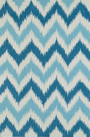 Dalyn Aloft Al13 Aqua Area Rug