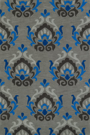 Dalyn Aloft Al5 Silver Area Rug