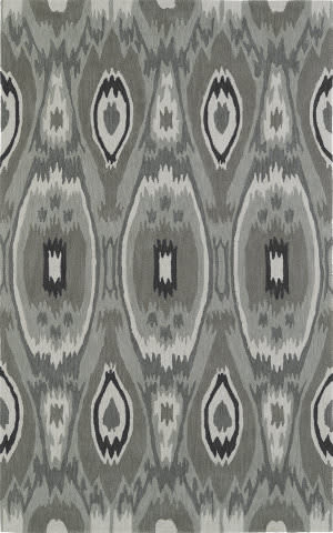 Dalyn Aloft Al9 Silver Area Rug