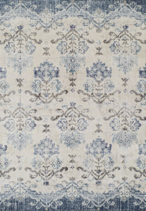 Dalyn Antigua An11 Blue Area Rug