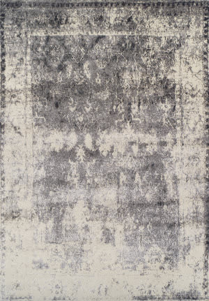 Dalyn Antiquity Aq1330 Grey Area Rug