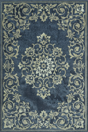 Dalyn Beckham Bc185 Denim Area Rug