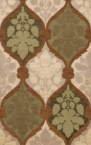 Dalyn Bella Bl4 Caramel Area Rug