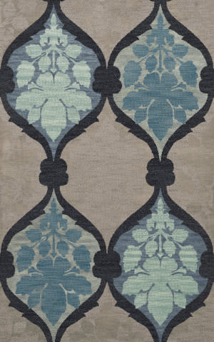 Dalyn Bella Bl4 Navy Area Rug