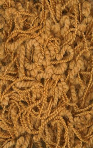 Dalyn Casual Elegance Shag Butterscotch 947 Area Rug