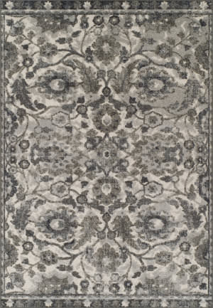 Dalyn Cadence Ce7 Pewter Area Rug