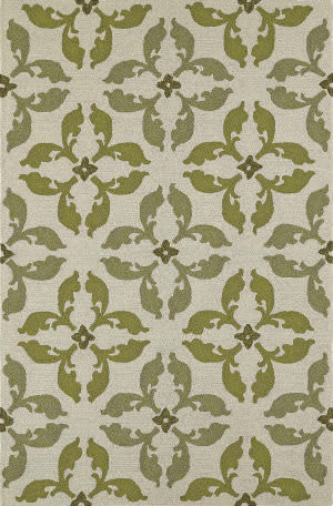 Dalyn Cabana Cn17 Lime Area Rug